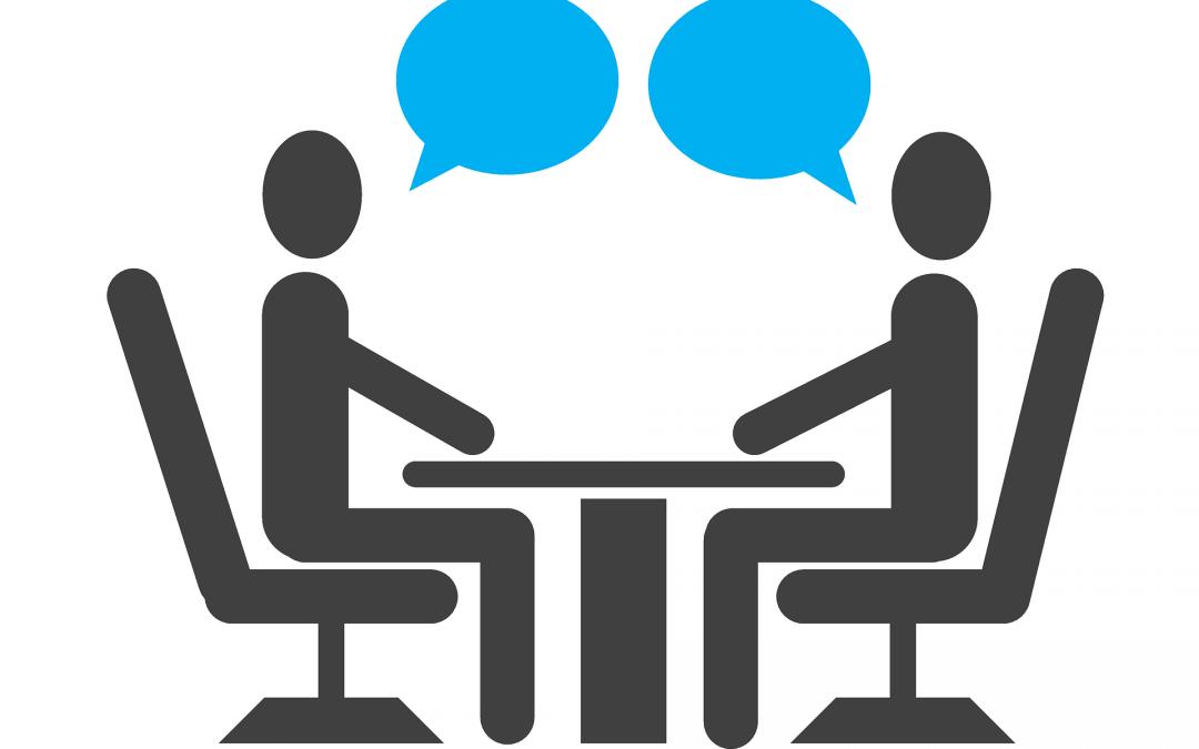 Teilnahme an einem Interview im Rahmen eines Praxisprojekts an der Hochschule Osnabrück