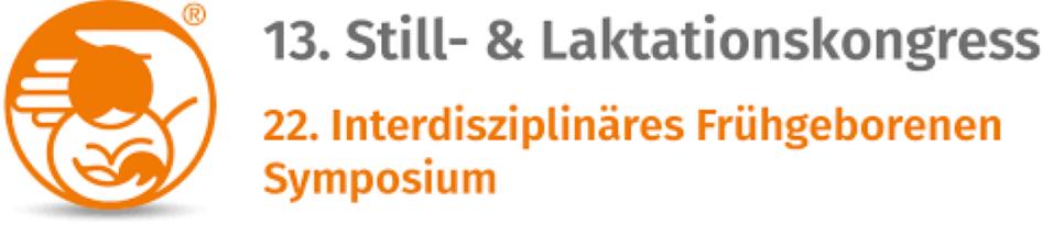 13. Still- und Laktationskongress, 22. interdisziplinäres Frühgeborenensymposium
